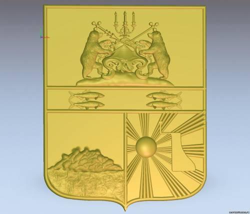 герб череповца